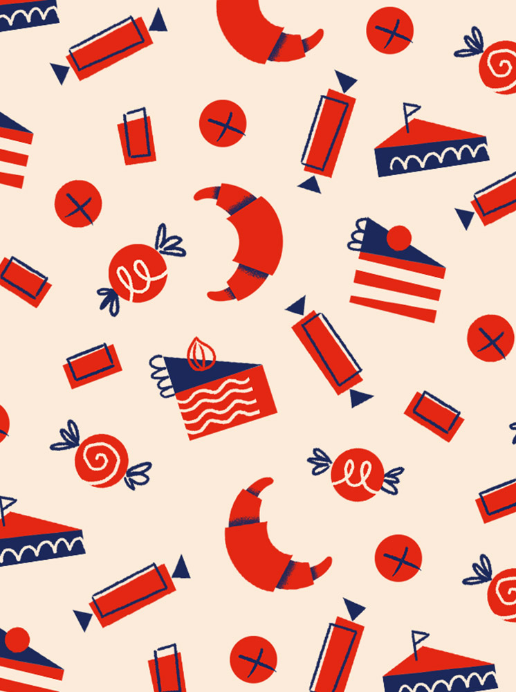 Fonts.com Hero Image Illustration Boucherie Font