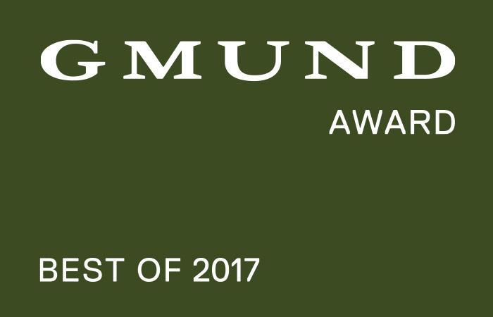 ELLIJOT beim Gmund Naturpapier Award 2017