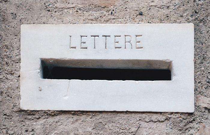 ELLIJOT Lettering Archiv - Italien's Typen