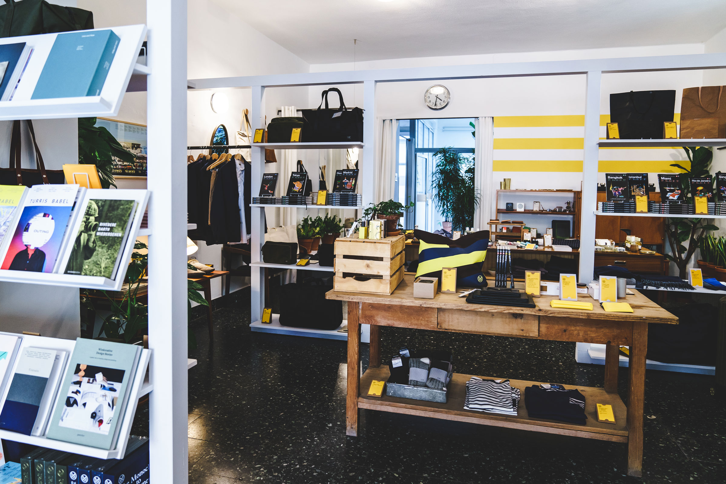 ELLIJOT Blog – Cityguide – Monocle Pop Up Shop in Meran
