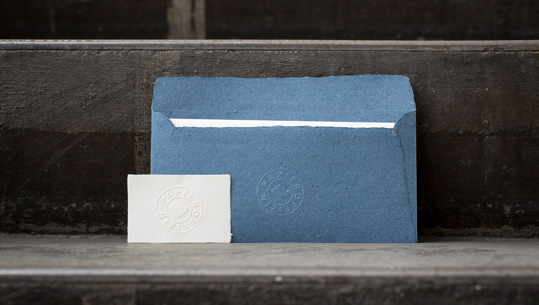 Papieroffizin Matthias Schwethelm – Logo-Relaunch, Corporate Design von ELLIJOT