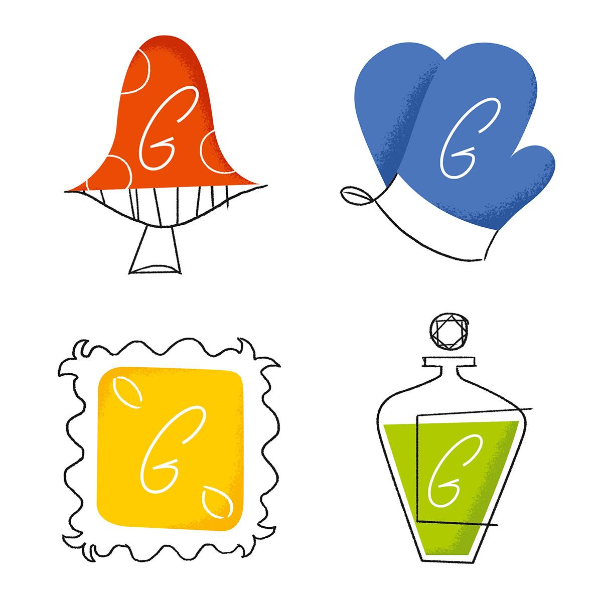 Der Genussfreund – Logo, Corporate Design, Webdesign und Corporate Publishing von ELLIJOT