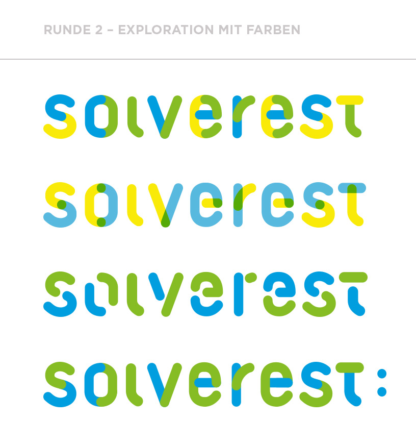solverest – Logolettering und Corporate Design by ELLIJOT